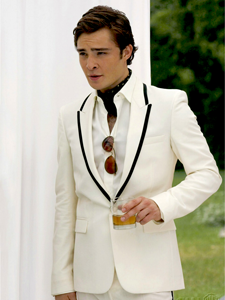 Ed Westwick's Iconic Luxe